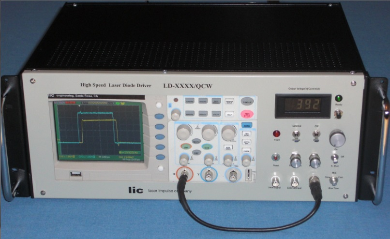 LD-XXXX/QCW/HS – High Power Laser Diode Driver, 1KA, 1KV,CW-power to 5KW